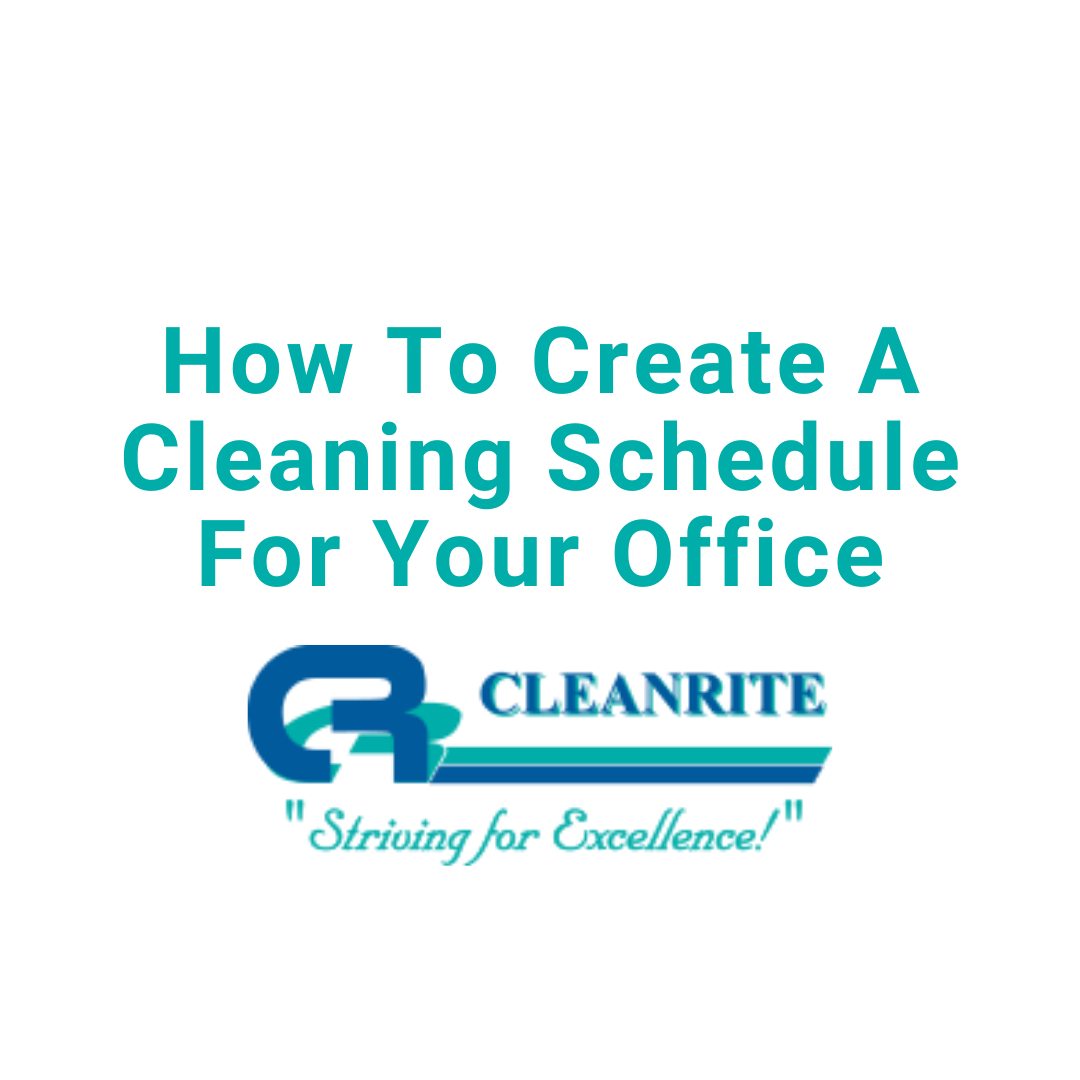 Office Cleaning Schedule