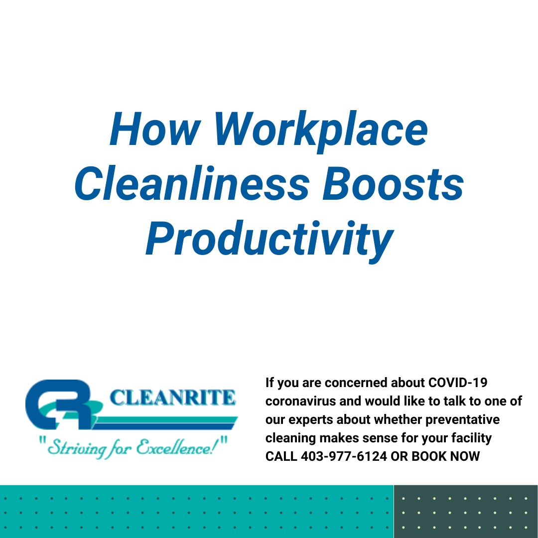 workplace cleanliness