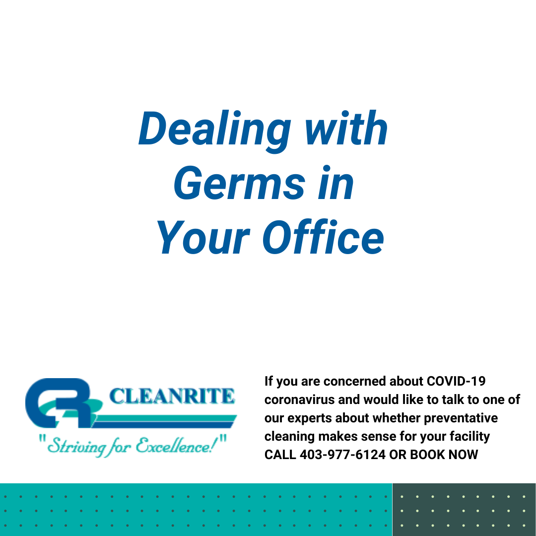 Germs in your office